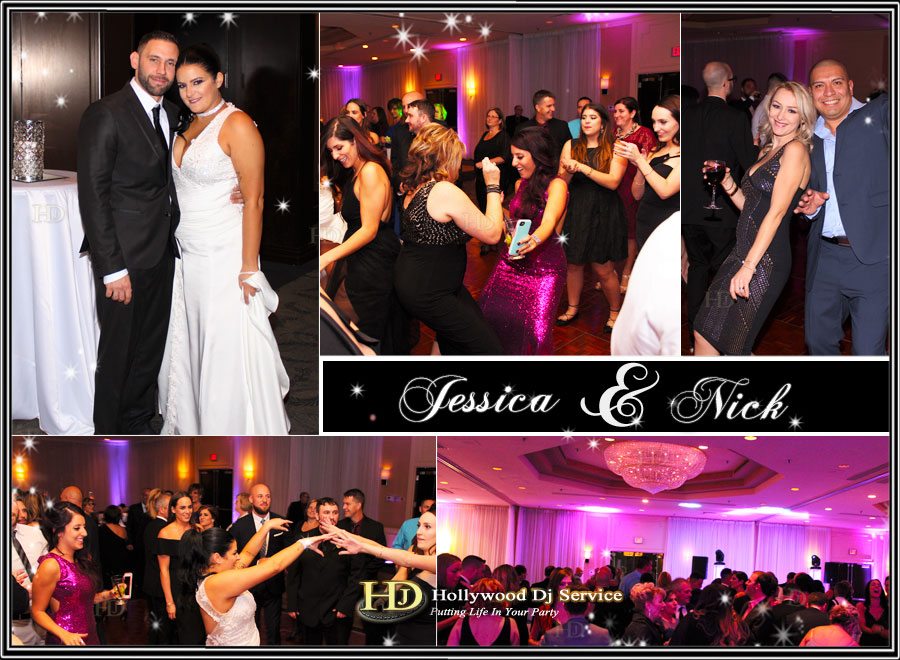 Wedding of Jessica and Nick