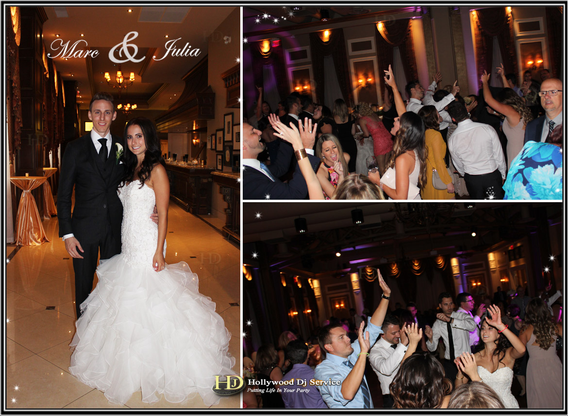 Wedding of Marc and Julia